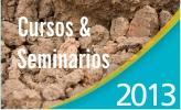 Cursos & Seminarios 2013