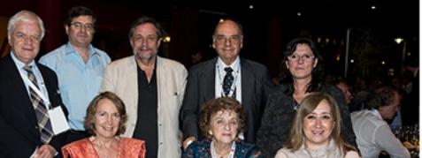 CENA DE GALA EN MADERO TANGO – BUENOS AIRES | SAIG