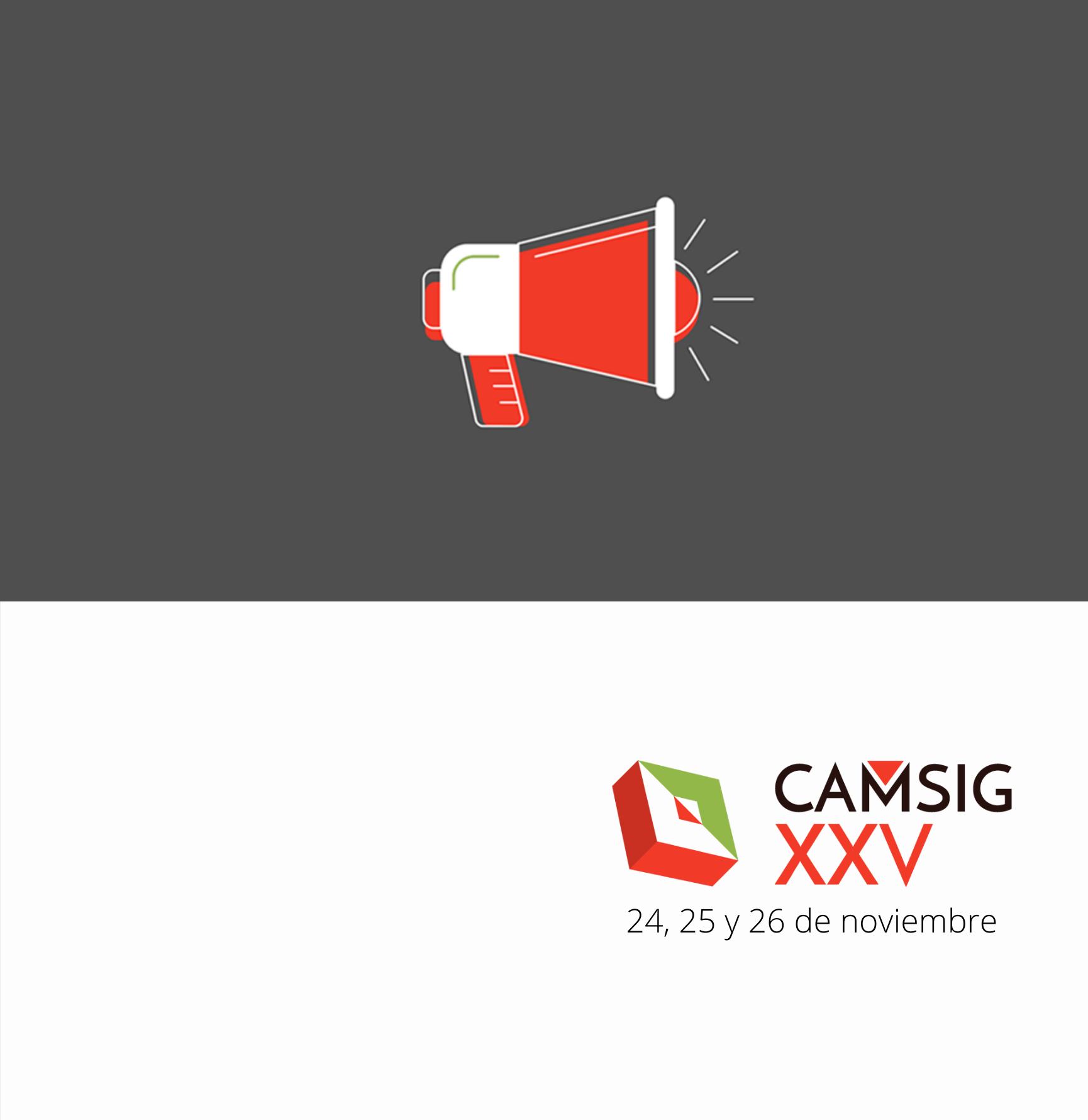 XXV CAMSIG | SAIG